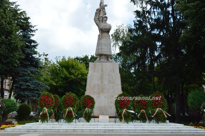 """""""Ziua Eroilor Neamului"""", marcată la Satu Mare (Galerie foto&video)"""