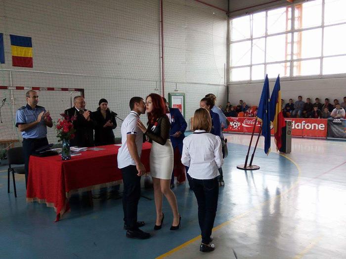 "Festivitate de absolvire la Colegiul Tehnic ""UNIO-Traian Vuia"""