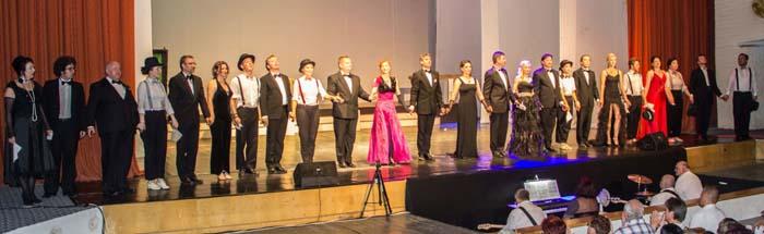 Ceremonie de premiere la sfârșit de stagiune
