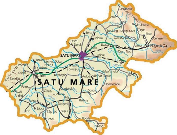 UPDATE: Rezultate alegeri locale Satu Mare 2016. Vezi care sunt câștigătorii