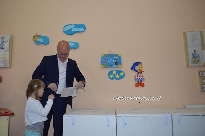 "Kereskenyi Gabor: ""Am votat pentru viitorul acestui oraș"""