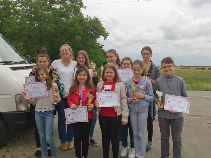 11 premii pentru pianiștii sătmăreni la Concursul Internațional de la Iași