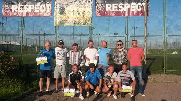 Pompierii sătmăreni, cei mai buni la fotbal-tenis