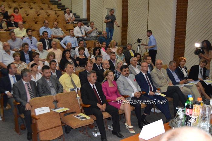 Ședința de constituire a Consiliului Local Satu Mare