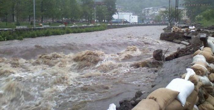 Exercițiu de simulare a inundațiilor pe râul Someș