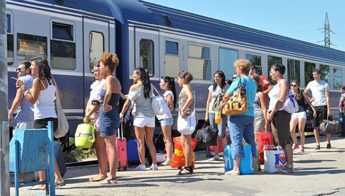 START vacanță! Cu Trenurile Soarelui spre litoral