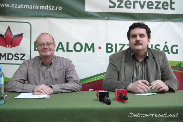 UDMR și PNL vor conduce județul și municipiul Satu Mare