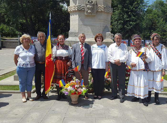 """Sătmăreni, la festivalul """"Ștefan cel Mare și Sfânt"""" din Chișinău"""