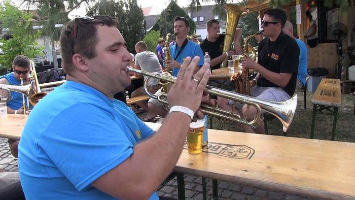 Band of Streets, astăzi, la Festivalului Muzicii de Stradă (Foto&video)