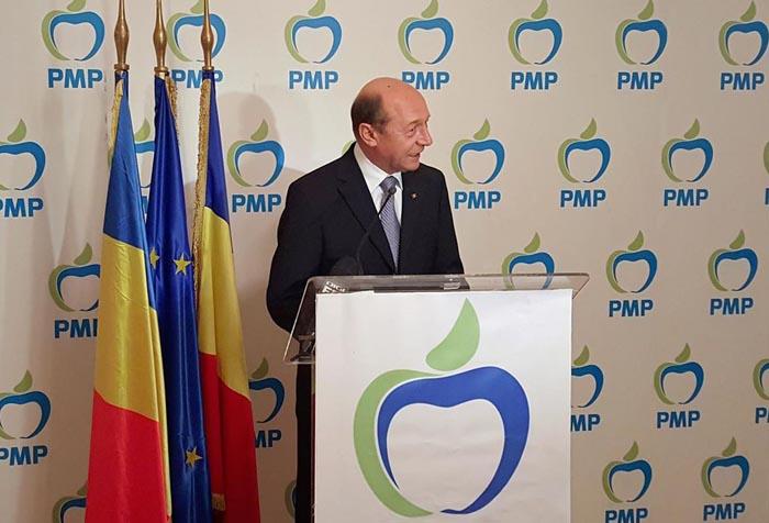 UNPR fuzionează cu partidul lui Traian Băsescu