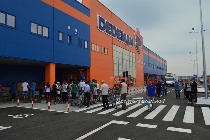 După Satu Mare, Dedeman va construi un magazin și în Zalău
