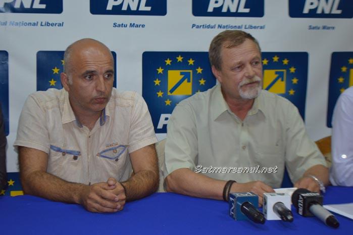 Noua conducere a PNL Satu Mare s-a prezentat în fața jurnaliștilor