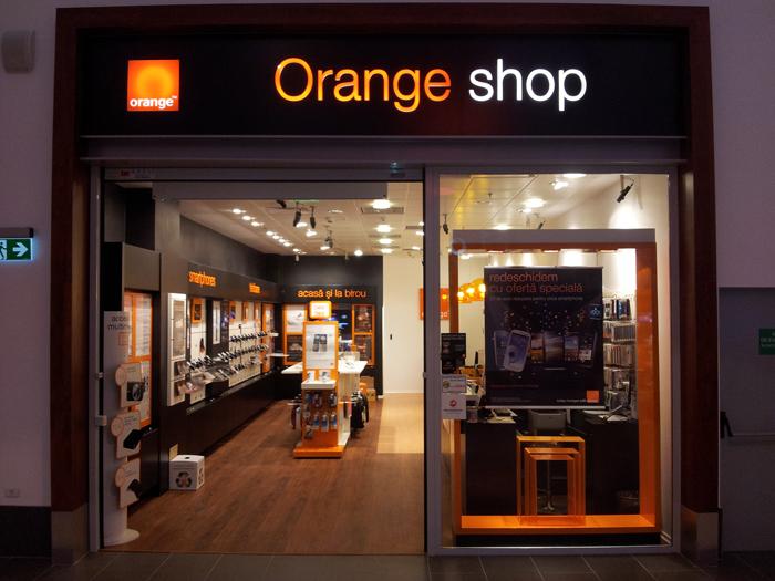 Probleme pentru Orange România
