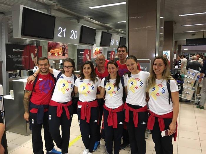 Sătmăreanca Simona Pop a plecat la Jocurile Olimpice de la Rio