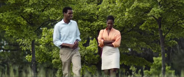 Vezi trailerul filmului despre povestea de dragoste a cuplului Obama (Video)