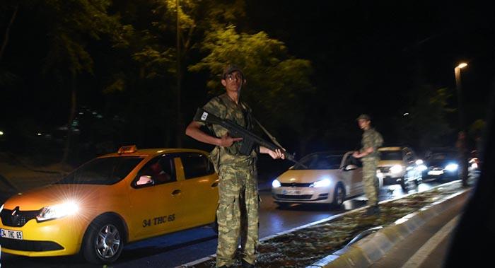 Tentativă de lovitură de stat în Turcia