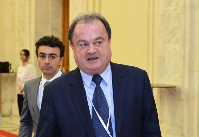 Ce spune Vasile Blaga despre demisia Andreei Paul