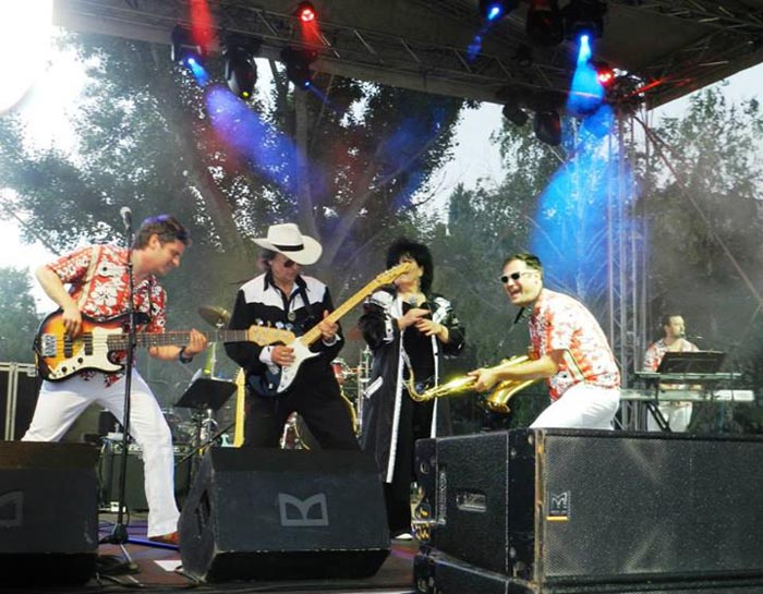 """Dolly Roll"" și R-GO, capetele de afiș la ""Zilele Culturale Maghiare Partium"""