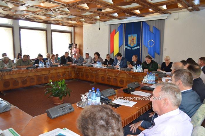 Consiliul Județean și-a desemnat reprezentanții în conducerea Olimpiei