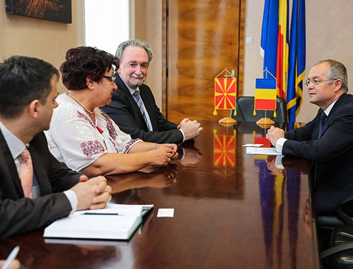 Sătmărenii se pot adresa Consulatului onorific al Macedoniei din Cluj-Napoca