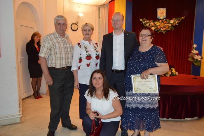 Cuplurile aur, premiate de Primăria Satu Mare (Foto&video)