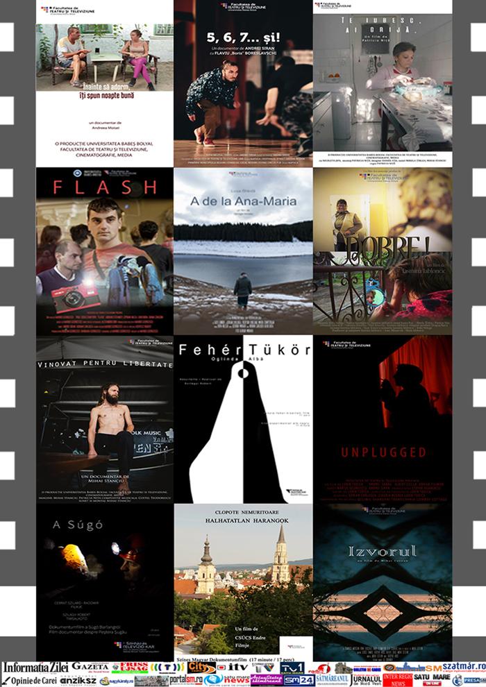 """""""Mini Film Fest"""", în week-end, la Carei"""