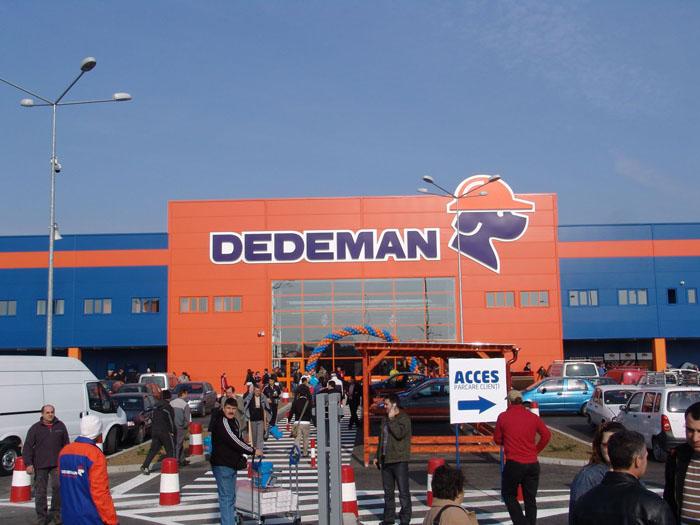 Dedeman inaugurează pe 29 iulie magazinul din Satu Mare