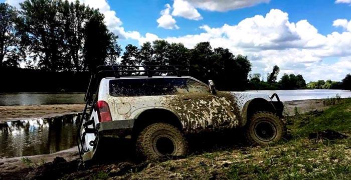 Mașină recuperată din albia Someșului (Video)