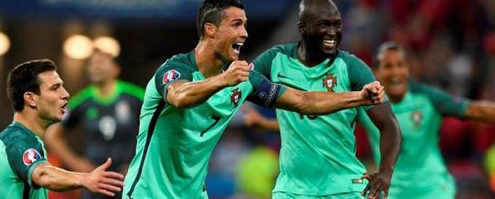 EURO 2016: Portugalia e prima finalistă, după ce a învins Țara Galilor
