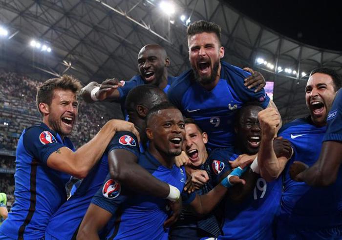 EURO 2016: Franța va juca finala cu Portugalia