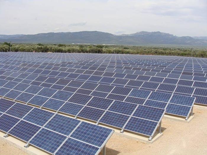 Parc fotovoltaic din Sălaj, deținut de o firmă din Satu Mare