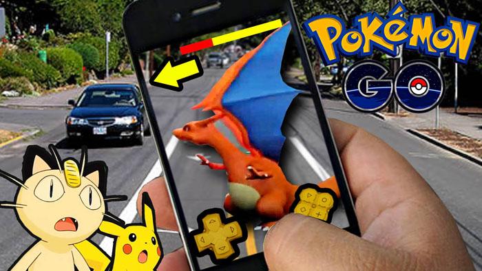 Cum riști să încalci legea în timp ce joci Pokemon Go