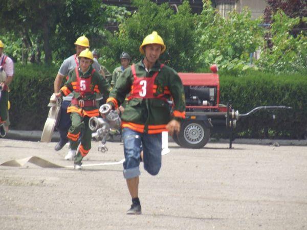Vezi ce rezultate au obținut pompierii sătmăreni la etapa zonală