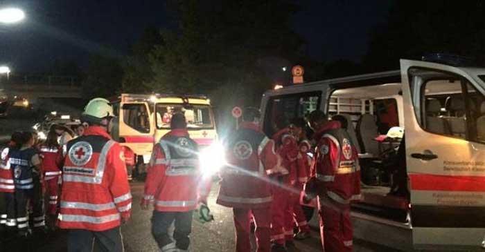 MAE: Printre victime nu se află cetățeni români