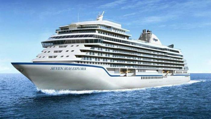 Vezi cum arată cel mai luxos vas de croazieră din lume (Foto)