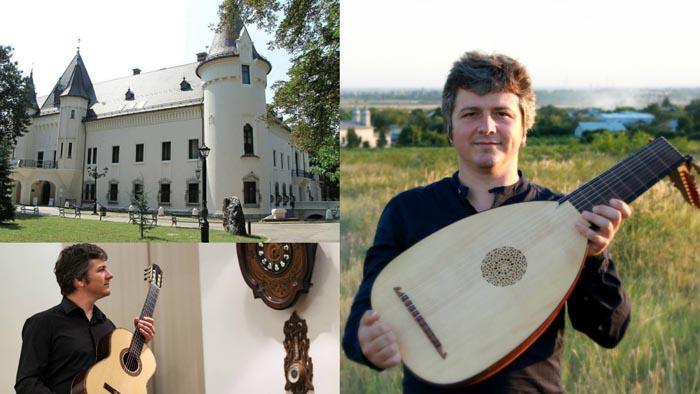 Recital de lăută și chitară la Castelul Karolyi