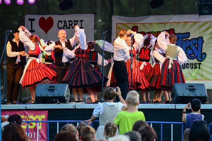 """Seară de folclor maghiar, german și operetă, la """"AugustFest"""""""