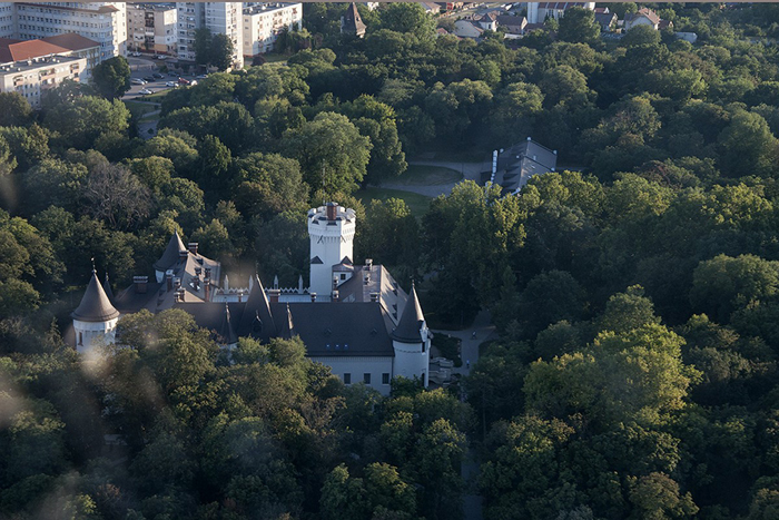 Imagini superbe cu municipiul Carei văzut de sus (Galerie foto)