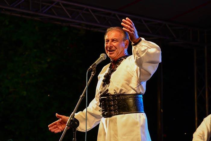 """Recital extraordinar Nicolae Furdui Iancu în a patra zi de """"AugustFest"""""""