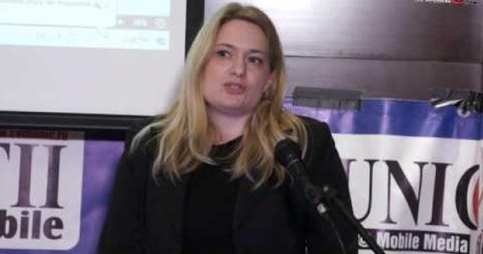 Delia Popescu, numită ministru al Comunicațiilor