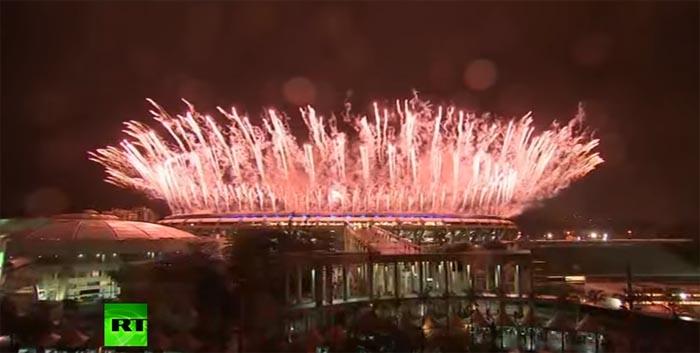 Jocurile Olimpice de la Rio s-au încheiat (Video)