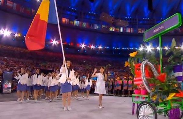 Președintele interimar al Braziliei a declarat deschise Jocurile Olimpice de la Rio