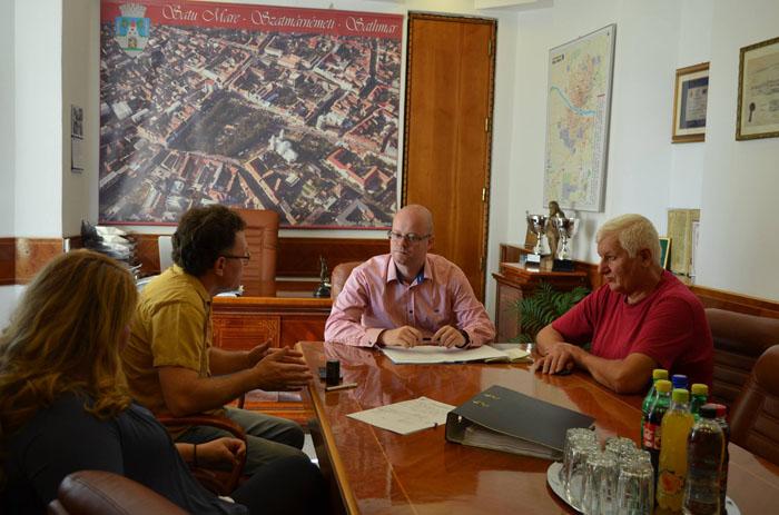 Urmează inventarierea spațiilor verzi din muncipiul Satu Mare