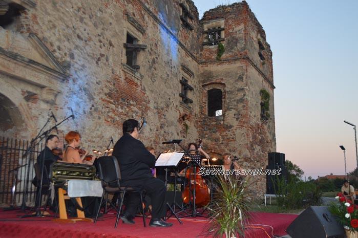 """""""Anotimpurile"""" de Vivaldi la Castelul din Medieșu Aurit (Galerie foto&video)"""