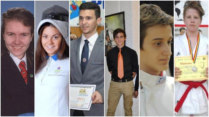 Șapte tineri artiști și sportivi sătmăreni, finanțați prin Programul MOL