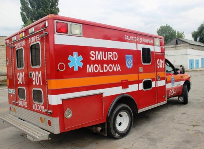 SMURD se extinde în Republica Moldova