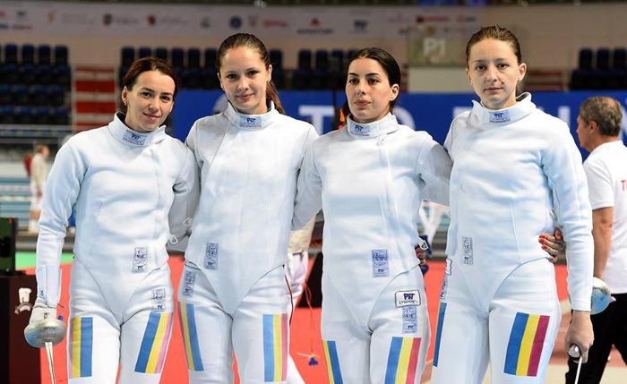 Spadă feminin: Cu Simona Pop în lot, România țintește aurul olimpic