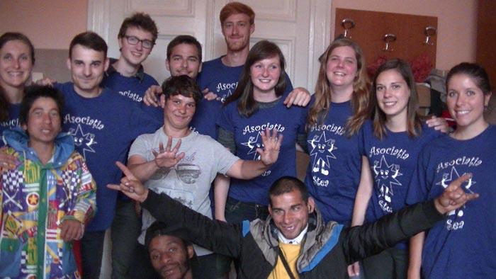 Voluntariatul – o resursă pentru comunitatea sătmăreană