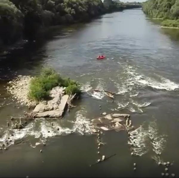 Cadavru descoperit în apele Someșului