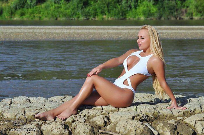 Sătmăreanca săptămânii – Claudia Hreniuc